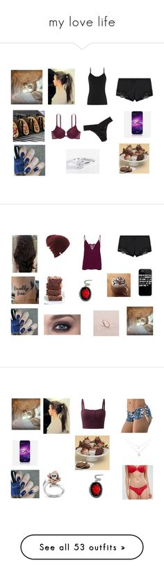 """""""my love life"""" by fallen-326 on Polyvore featuring Improvements, La Perla, Hanky Panky, Victoria's Secret, Reiss, Couture by Lolita, Vero Moda, Tutti Rouge, Polo Ralph Lauren and Free People"""