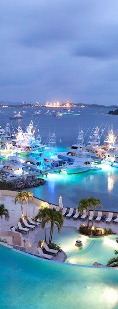 Scrub Island Resort, Spa & Marina ~ British Virgin Islands