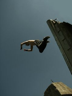 Heart Stopping Le Parkour Photography