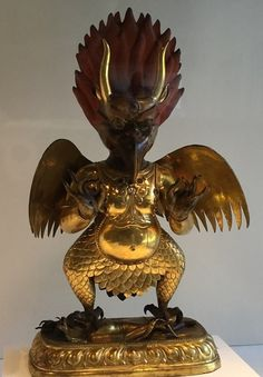 Garuda. Dios menor de budismo y el hinduismo