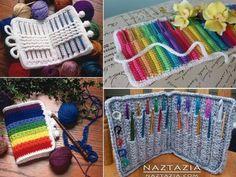 Crochet Hook Case FREE Pattern