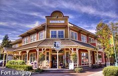 My favourite cafe not only in Fort Langley, but the world!
