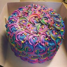 good icing for rosette cake - Google Search