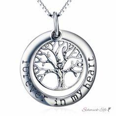 Anhänger Amulett Lebensbaum