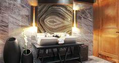 25 außergewöhnliche Badzimmer Ideen   schöner wohnen   badezimmer ideen   wohndesign trends #badezimmerideen #wohndesigntrend #inneneinrichtung Lesen Sie weiter:http://wohn-designtrend.de/aussergewoehnliche-badezimmer-ideen/