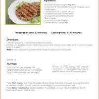 Original Recipes For Dieters From California Medical Weight Management - Turkey Burgers Leaky Gut Syndrome, Medical Weight Loss, Turkey Burgers, Ground Turkey, Weight Management, Original Recipe, Cooking Time, Diet, Recipes