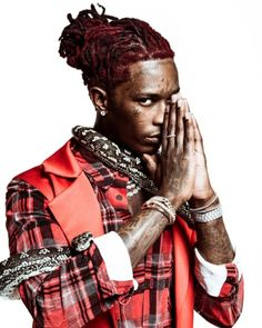 """Here's something new from Young Thug titled """"Smash"""". Produced by frequent collaborator London On Da Track. His new album 'Thugger' is on the way."""