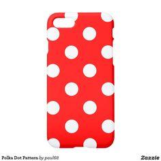 Polka Dot Pattern iPhone 7 Case