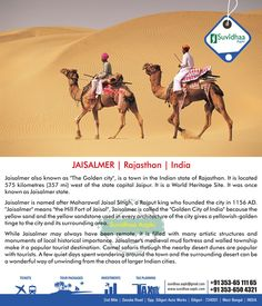 #JAISALMER | #RAJASTHAN | #INDIA