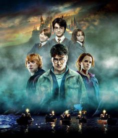Until the very end.Harry Potter