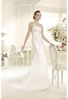 Vestidos de noiva La Sposa Mus 2013
