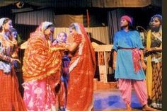 Jat jatin_folk dance from bihar_indian culture