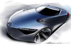 2007 Toyota FT-HS concept car