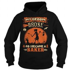 Cool and Awesome Baker Shirt Hoodie