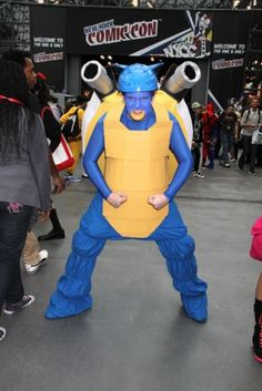 #Halloween costume ideas from #NYCC (Getty Images)