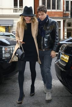 Hats Off to You, Kate Moss! Winner of the 2013 Hat Person of the Year