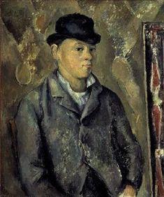 Paul Cézanne - The son of the artist