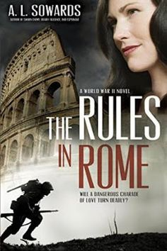Robyn Echols Books: Wednesday Wonders: THE RULES IN ROME