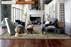 Solid Hardwood Hand-scraped Hickory flooring we have throughout our house. Hardwood Grand Canyon - - Plateau Point - Flooring by Shaw Shaw Hardwood, Engineered Hardwood, Hardwood Floors, Vancouver, Modern Wood Floors, Hickory Flooring, Laminate Flooring, Tile Flooring, Living Room Remodel