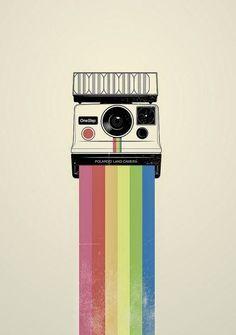 """"""" La cosa migliore di una fotografia è che non cambia mai, anche quando le persone in essa lo fanno. ( Andy Warhol ) da PensieriParol... #SmartphoneDessin"""