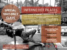 Hot Pilates, High Intensity Workout, Bikram Yoga, Jakarta, Burns, How To Apply, Muscle, Muscles