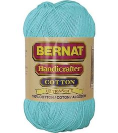 Bernat Handicrafter Cotton Yarn 340g/400g