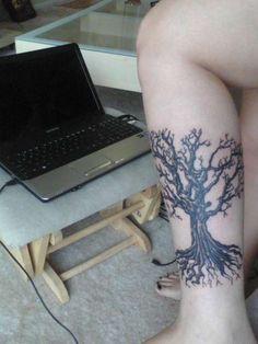 celtic tree of life tattoo | tree of life... tattoo