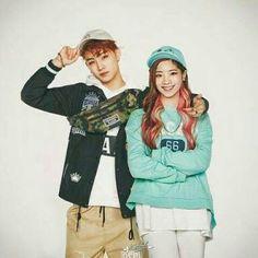 Jaebum n Dahyun. Kpop Amino, Shin Jimin, Crazy Sister, Foto Real, Kpop Couples, Twice Dahyun, Twice Kpop, Ulzzang Couple, The Brethren