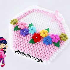 This Pin was discovered by Pak Baby Knitting Patterns, Crochet Patterns, Crochet Crocodile Stitch, Crochet Stitches, Crochet Doilies, Crochet Flowers, Different Stitches, Crochet Decoration, Crochet Baby