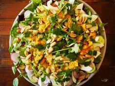 Laotian goodness salad