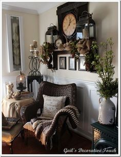 Reminds Me Of Our Fireplace Minus The Wood Cute