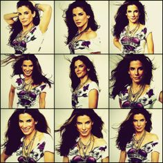 sandra bullock photo shoot