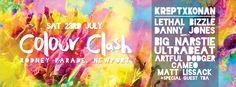 Book Tickets for COLOUR CLASH at Rodney Parade, Newport on Sat 23rd Jul 2016 - brought to you by Colour Clash.