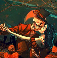 Dia de los Muertos, Nadiezda, Deviant Art