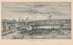 A View of Providence, from Smith's Hill