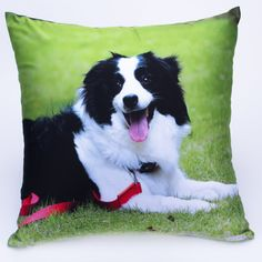 Your place to buy and sell all things handmade Accent Pillows, Throw Pillows, Collections Etc, Unique Animals, Practical Gifts, Dog Accessories, Textile Prints, Birthday Party Decorations, Birthday Presents