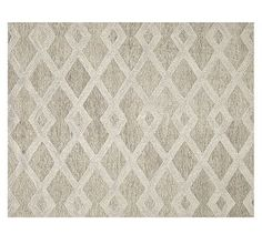 Chase Tufted Rug - Natural #potterybarn
