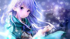 Anime Snow, Evil Anime, Anime Demon, Manga Anime, Anime Girl Crying, Cool Anime Girl, Kawaii Anime Girl, Anime Art Girl, Anime Backgrounds Wallpapers