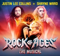 Rock of Ages - saw this in london -brilliant!