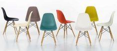 3 eetkamerstoelen wit van kunststof - Charles Eames stoel winnen? - EYEspired