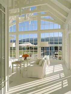 Light and airy...