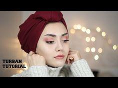 PRATİK ŞAL BAĞLAMA #2 || Easy Turban Style HijabTutorial - YouTube