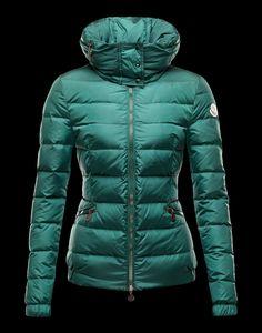 MONCLER Women - Fall/Winter 12 - OUTERWEAR - Jacket - SANGLIER