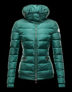 MONCLER Women - Fall/Winter 12 - OUTERWEAR - Jacket - SANGLIER