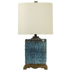 Lava Plus Lamp Blue