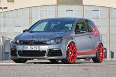 vw photography   Photos - Sport-Wheels VW Golf VI R: Photo 18