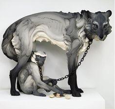 Beth Cavener Sculpture – Tribute 2017