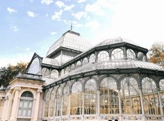 Palacio de Cristal, Madrid Spain, Cranberry Tantrums, Madrid Travel Diaries, Madrid Travel Guide