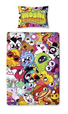 Moshi Monsters Moshlings Single Duvet