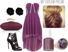 """""""Prom"""" by angelgouvas on Polyvore"""